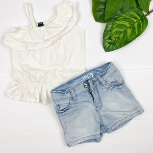 Baby Gap Matching Set Summer Outfit